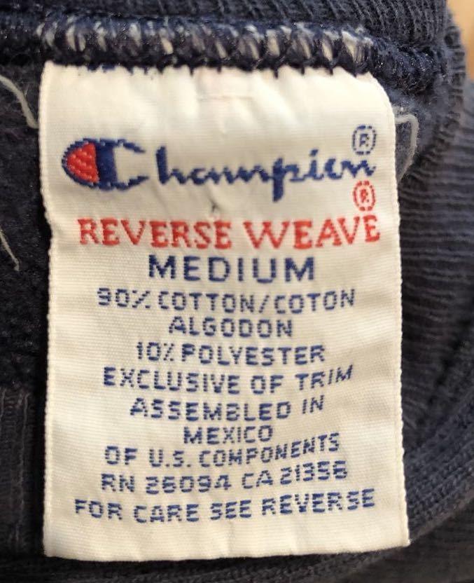 1月3日(金)入荷!90s 目無し champion reverse weave sweat チャンピオン リバースウィーブ スエッシャツ!_c0144020_12043595.jpg