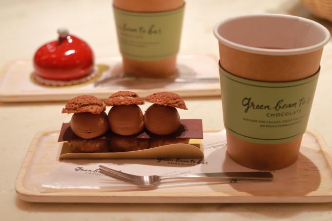 *中目黒*「green bean to bar CHOCOLATE」_f0348831_21291454.jpg