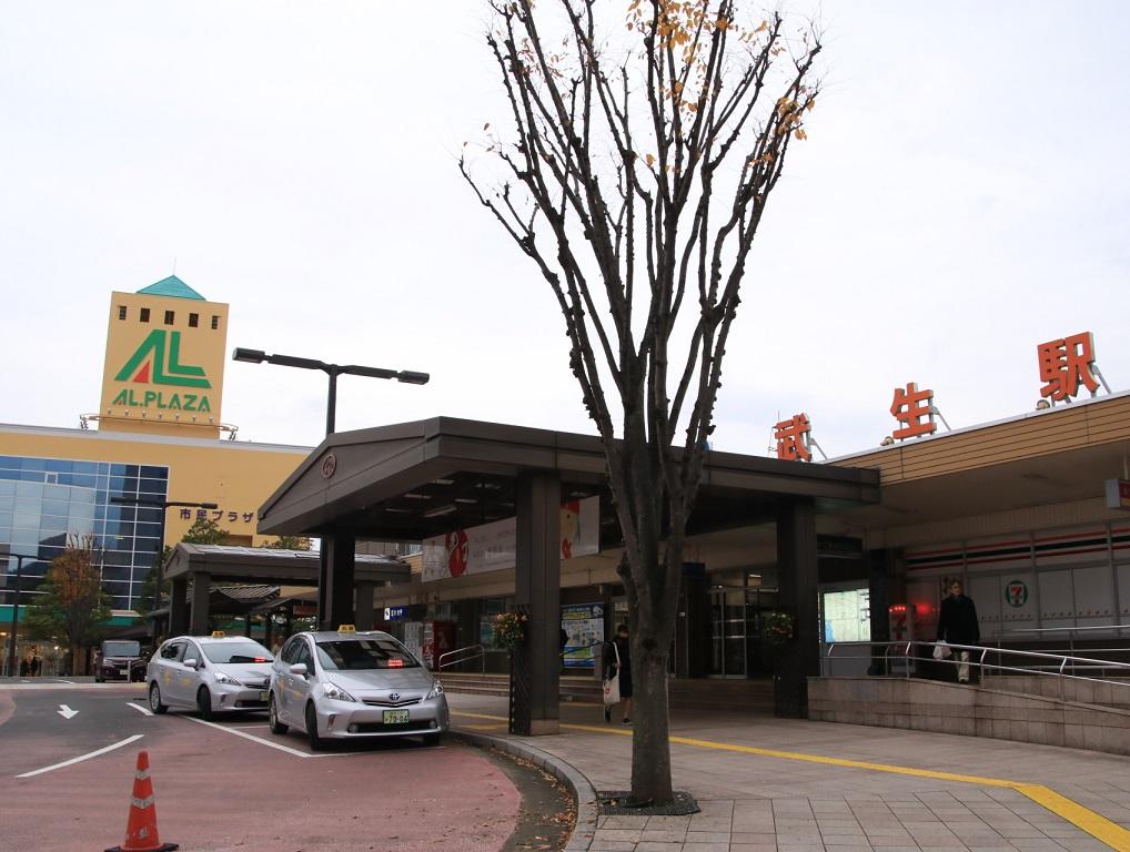 JR武生駅 久しぶりの・・_d0202264_8441913.jpg