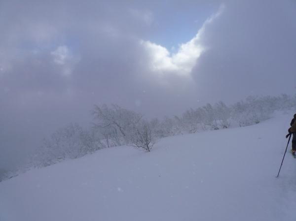 朝里岳周辺BC。明けまして、おめぴです⭐︎_a0141678_21314469.jpg