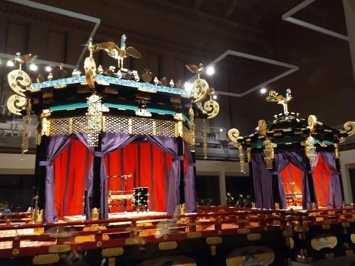 特別公開「高御座と御帳台」@東京国立博物館_a0057402_01413210.jpg