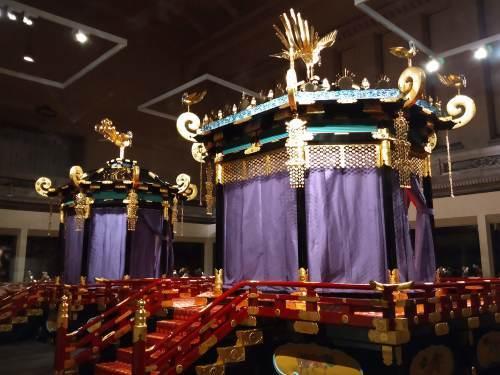 特別公開「高御座と御帳台」@東京国立博物館_a0057402_02054646.jpg