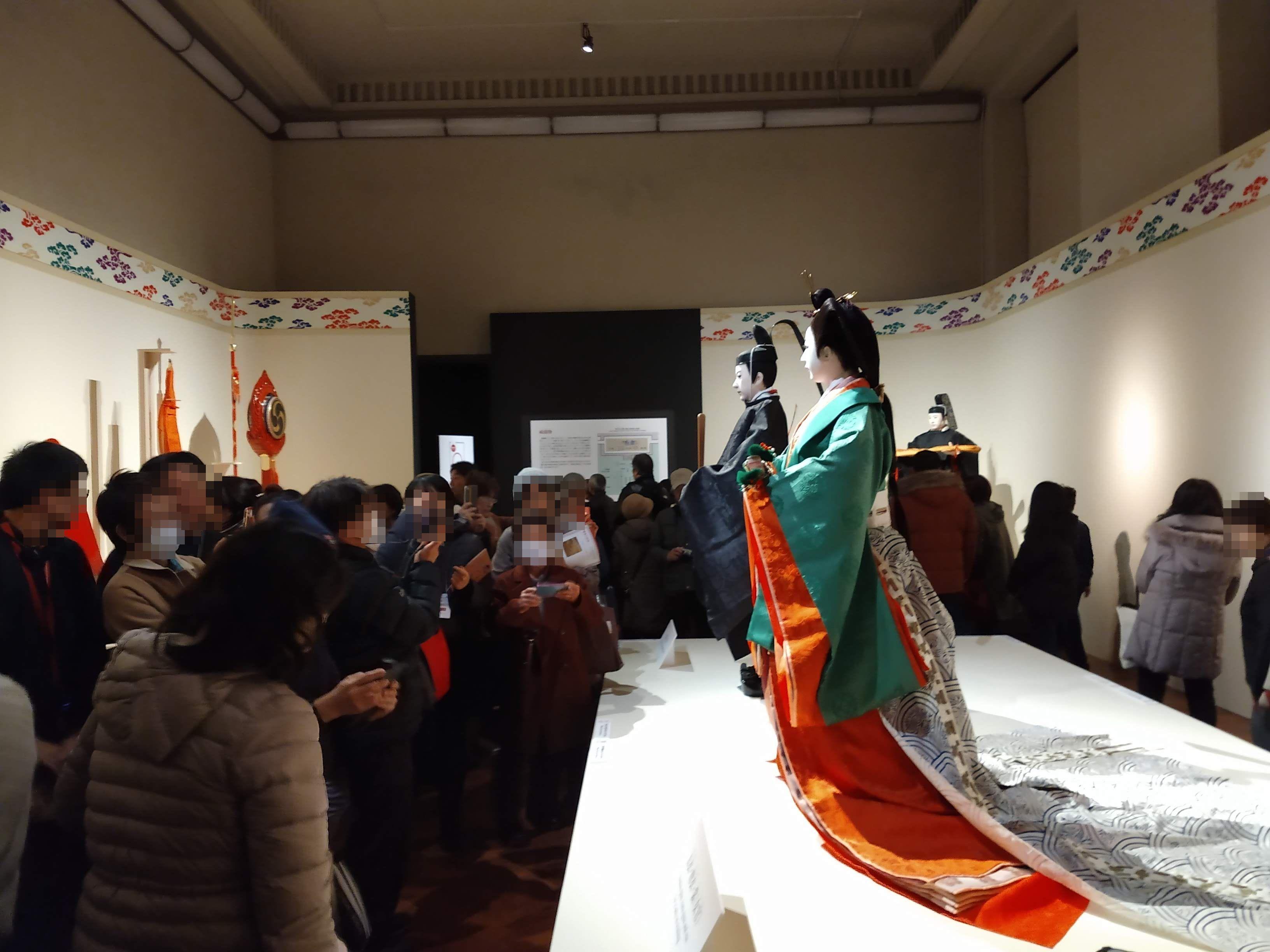 特別公開「高御座と御帳台」@東京国立博物館_a0057402_07333534.jpg