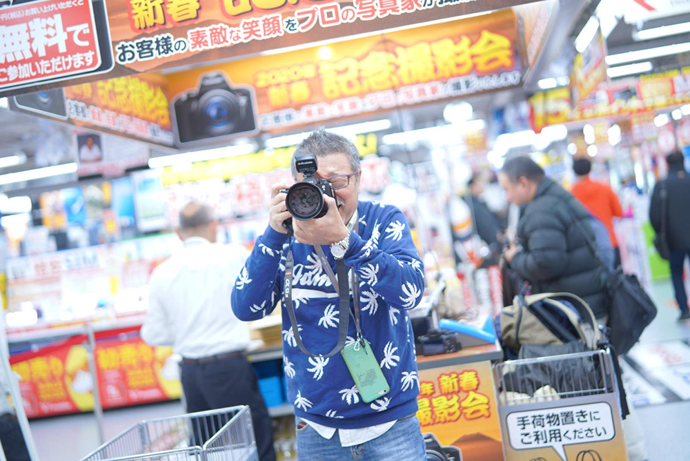 ヨドバシ新春撮影会 Day 2  来年も・・・?   1月3日(金) 6783_b0069507_03541347.jpg