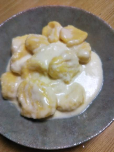 チーズニョッキ_f0316507_21113923.jpg