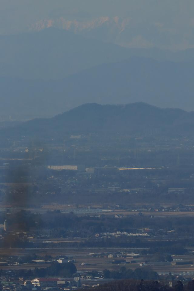 遠く遠く遥か彼方の北岳を背景に汽車が行く - 2020年冬・真岡鉄道 -_b0190710_20290973.jpg