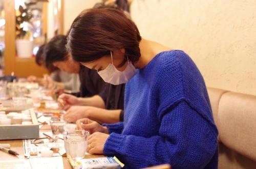 神戸スペインタイル倶楽部 〜「大切な人と過ごすテーブルで使うカトラリーレスト=お箸置き」〜_f0149716_15020138.jpeg