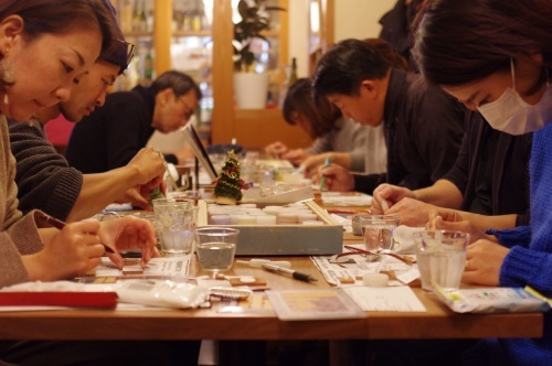 神戸スペインタイル倶楽部 〜「大切な人と過ごすテーブルで使うカトラリーレスト=お箸置き」〜_f0149716_15023577.jpeg