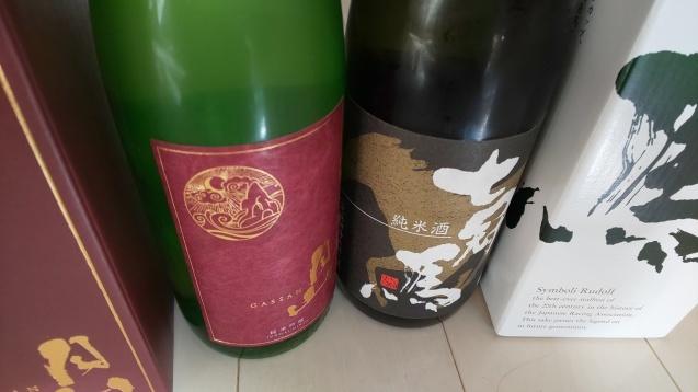 島根の日本酒でお正月_c0124528_17054790.jpg