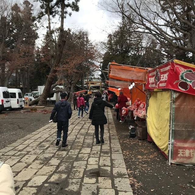 八幡神社初詣_e0226943_23142462.jpg