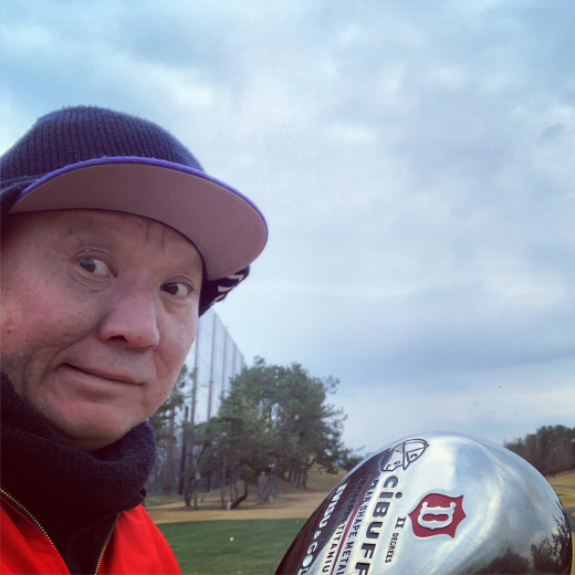1月3日 初ゴルフ 初釣り_a0154045_08420925.jpeg