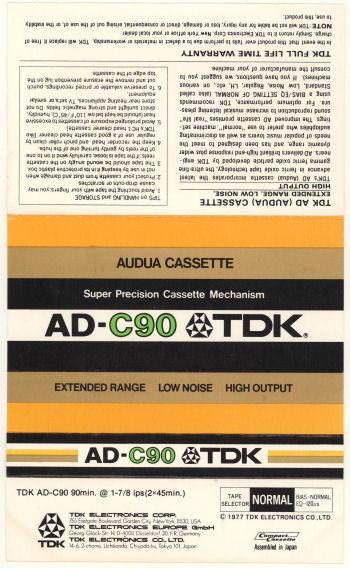TDK AD(欧米向け)_f0232256_16542544.jpg