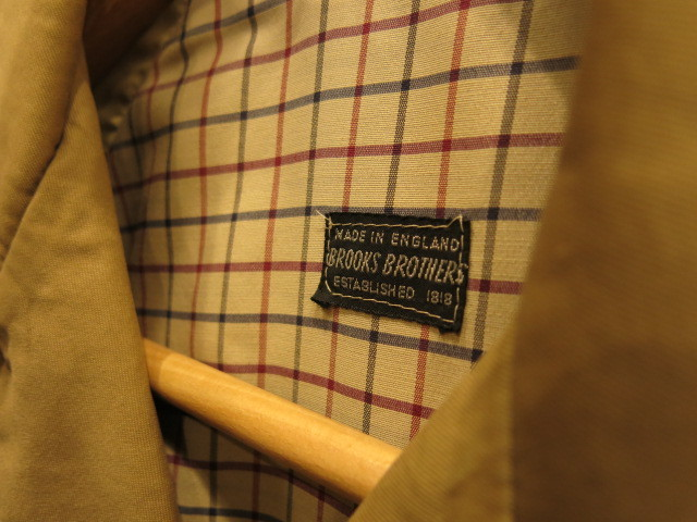 ""\""""BROOKS BROTHERS TRENCH COAT MADE IN ENGLAND #IVYFAIR""""ってこんなこと。_c0140560_22124610.jpg""640|480|?|en|2|e937a9f422d2d91d65aefe5e1e3bbf5a|False|UNLIKELY|0.3246210813522339
