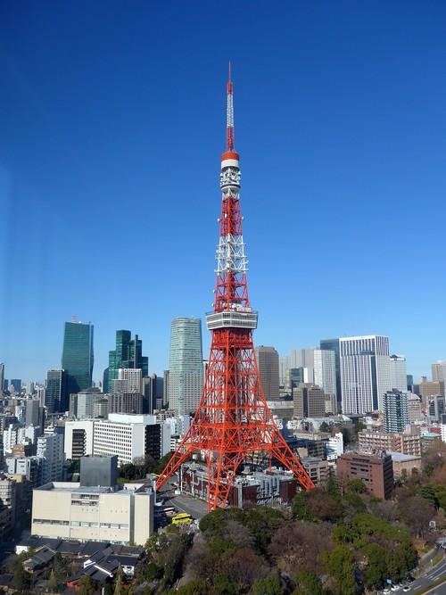 赤羽橋「ザ・プリンスパークタワー東京」に泊まる。_f0232060_1444397.jpg