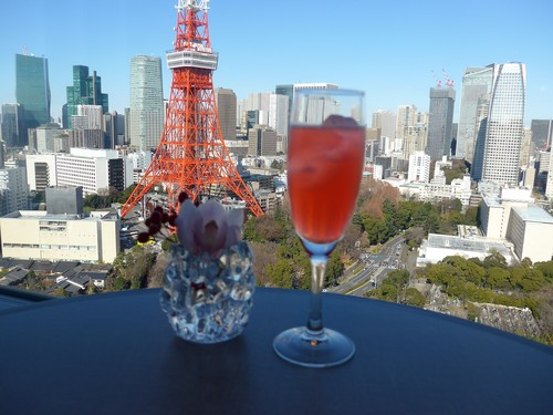 赤羽橋「ザ・プリンスパークタワー東京」に泊まる。_f0232060_1457872.jpg