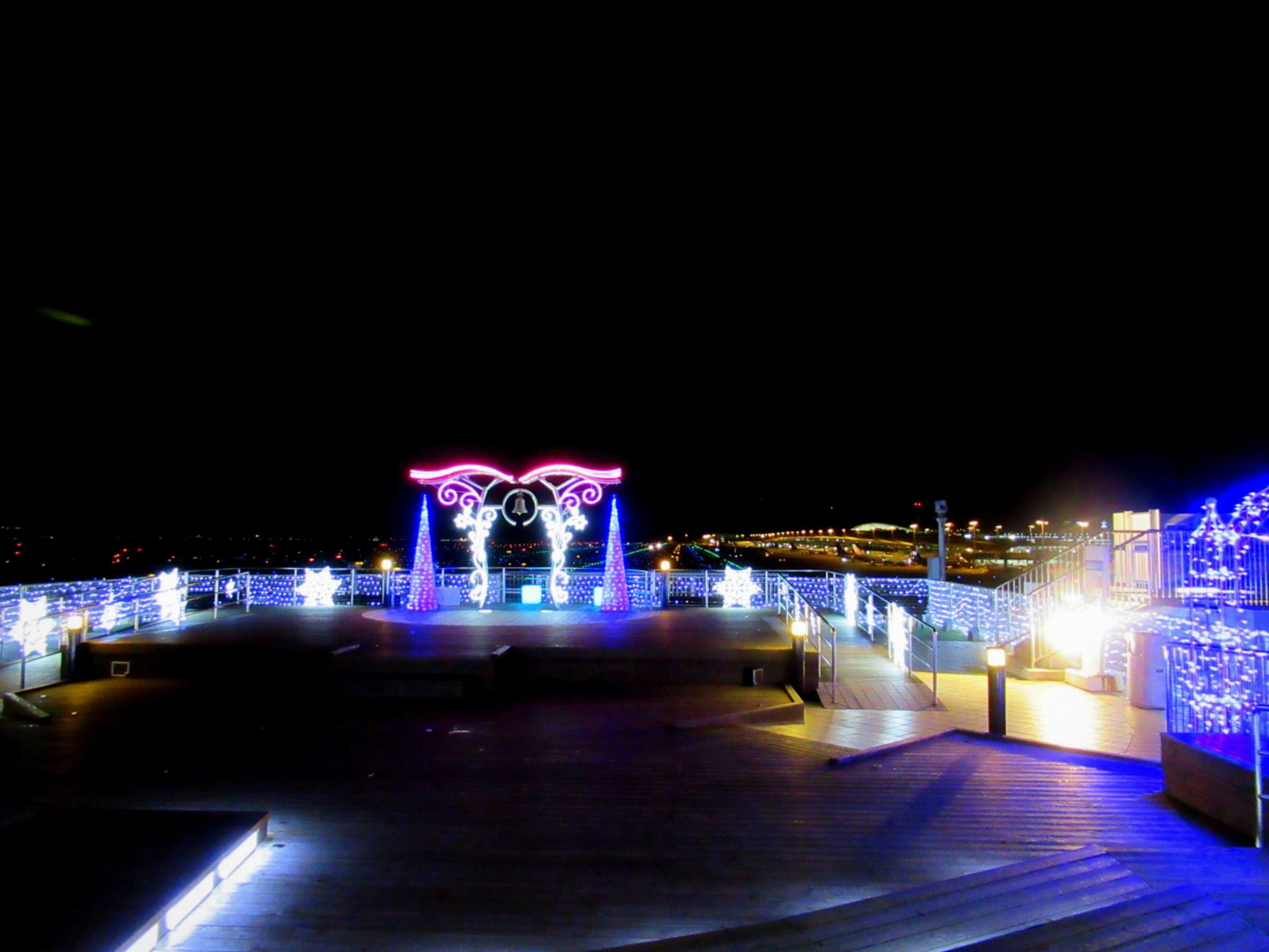 お正月・ホテル日航関西空港 * 関空のホテルで旅行気分を味わう♪_f0236260_22125820.jpg