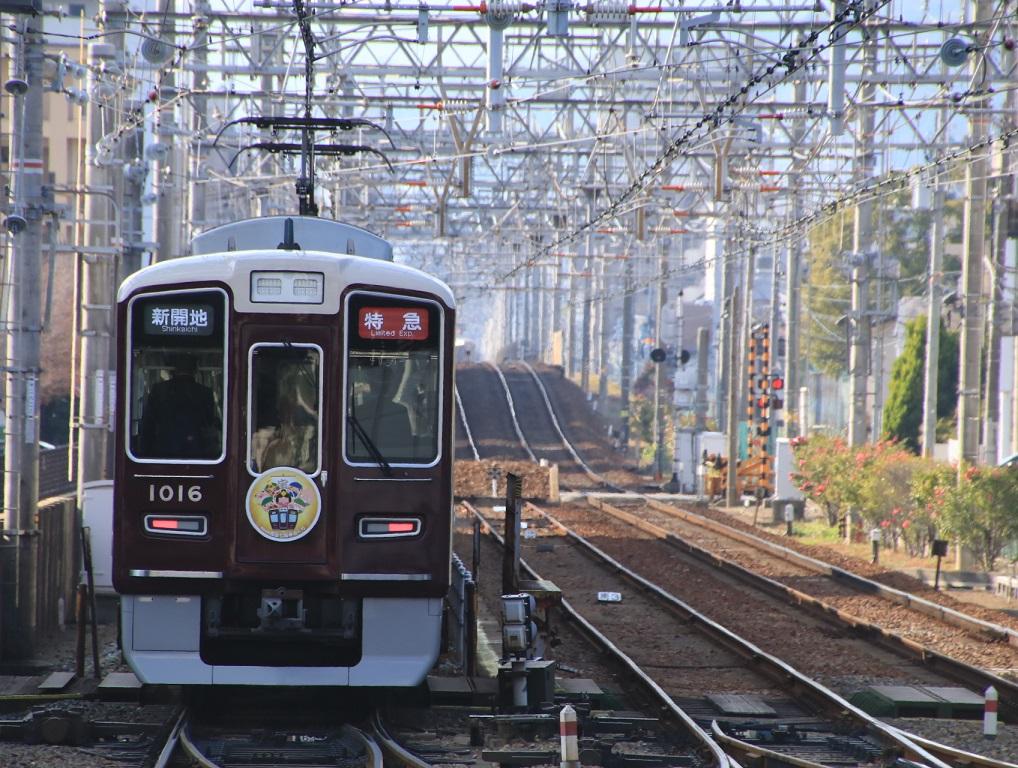 阪急1000系 1016F お正月・・_d0202264_4315870.jpg