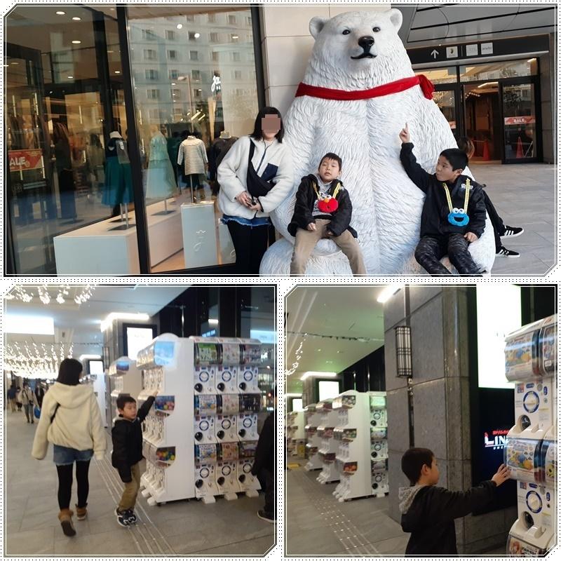 阪急レスパイア大阪の入口_b0236665_21312902.jpg