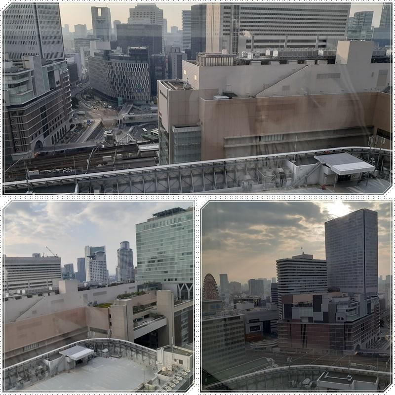 阪急レスパイア大阪の入口_b0236665_21525936.jpg