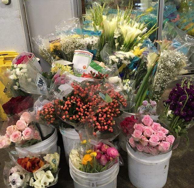 OC Wholesale Flowersで生け花の花を買う_e0350971_12573501.jpg