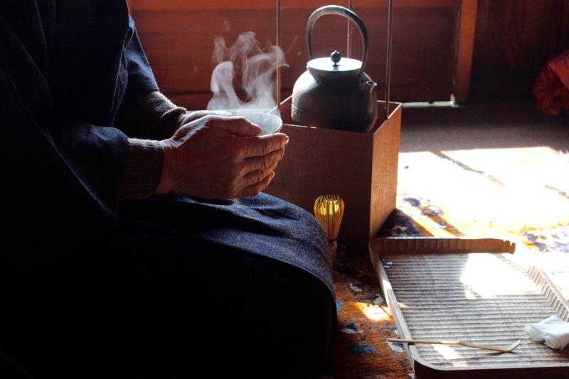 濃茶のこたつ茶会_f0355473_18501178.jpg