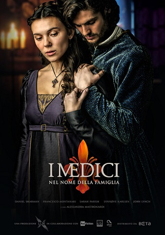 メディチ家 シーズン3 全8話 (Medici: The Magnificent Season 3 8 episodes)_e0059574_1403434.jpg
