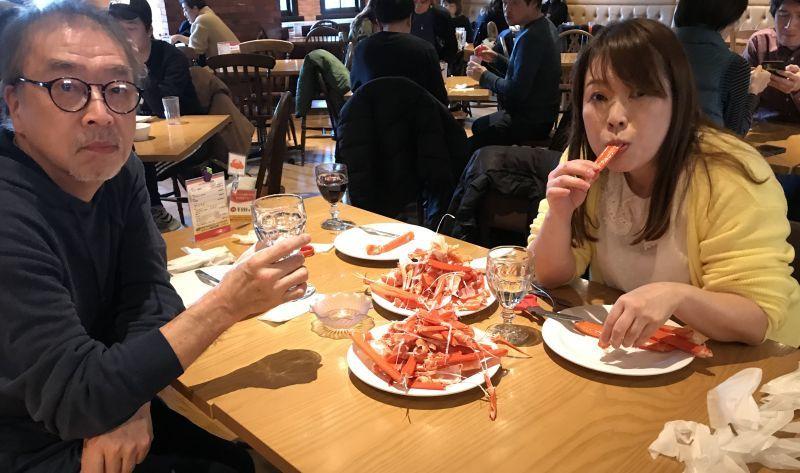 吉例 ちぇこかっぱ新春シャンソンショー_a0163788_16171443.jpg