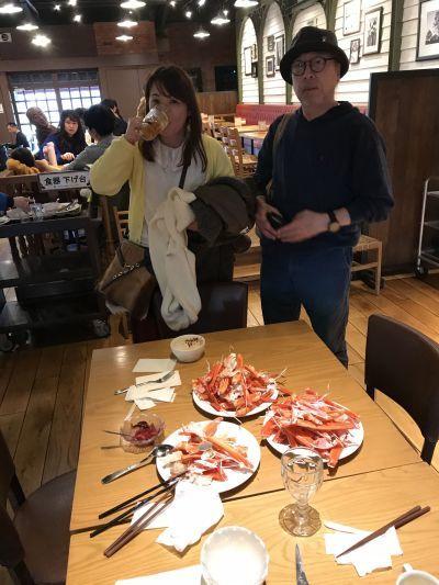 吉例 ちぇこかっぱ新春シャンソンショー_a0163788_16223032.jpg