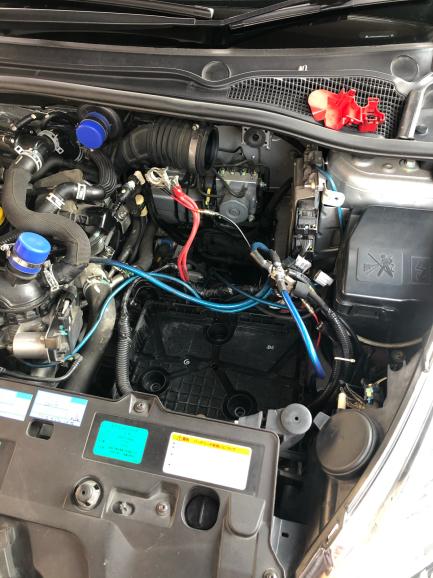ルーテシア4RS エンジンマウント交換 59401km_f0032891_08564607.jpg