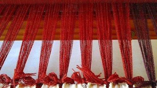 染めて紡いで織る日々始まりました_e0221697_15571083.jpg