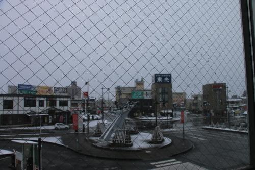 米沢駅の朝 2020.1.5_c0075701_08583428.jpg