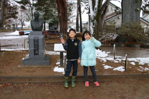 上杉神社&松岬神社で参拝_c0075701_11281821.jpg