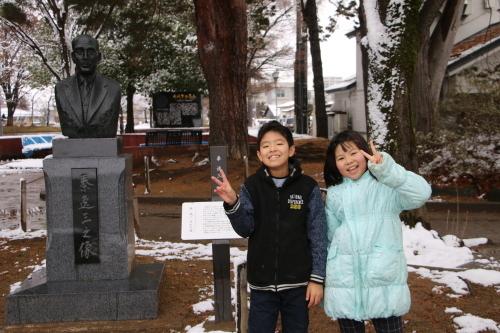 上杉神社&松岬神社で参拝_c0075701_11282896.jpg