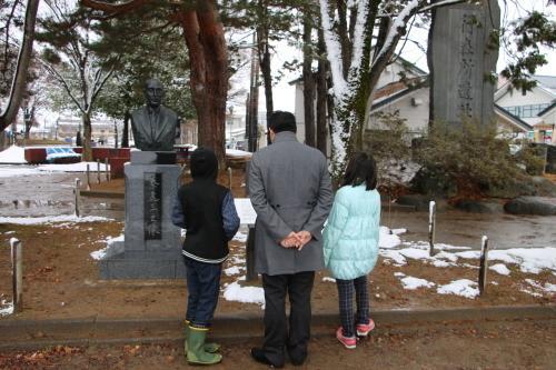 上杉神社&松岬神社で参拝_c0075701_11283903.jpg