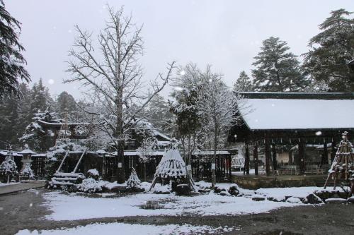 上杉神社&松岬神社で参拝_c0075701_11295246.jpg