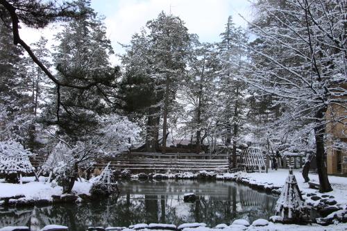 上杉神社&松岬神社で参拝_c0075701_11301313.jpg