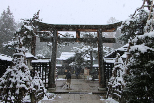 上杉神社&松岬神社で参拝_c0075701_11320160.jpg