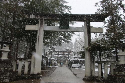 上杉神社&松岬神社で参拝_c0075701_11325284.jpg
