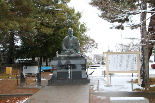 上杉神社&松岬神社で参拝_c0075701_11351771.jpg