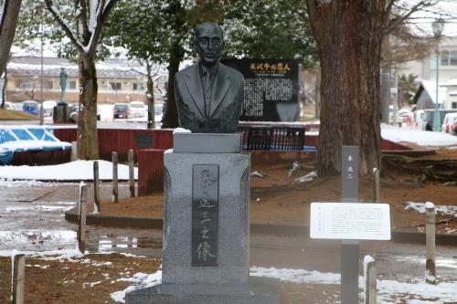上杉神社&松岬神社で参拝_c0075701_11352700.jpg