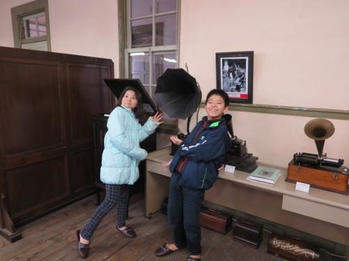 重文本館内巡回&ライトアップ投光器雪囲いボックスの除雪_c0075701_17115140.jpg