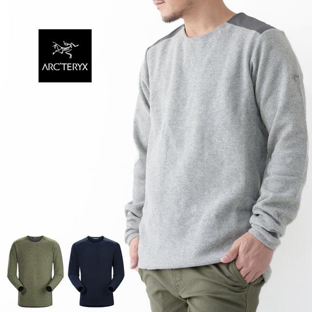 ARC\'TERYX [アークテリクス正規代理店] Donavan Crew Neck Sweater Men\'s [20155] ドノバン クルーネック セーター  MEN\'S _f0051306_16431992.jpg