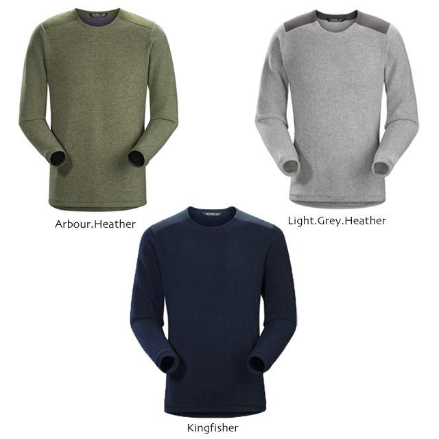 ARC\'TERYX [アークテリクス正規代理店] Donavan Crew Neck Sweater Men\'s [20155] ドノバン クルーネック セーター  MEN\'S _f0051306_16432024.jpg