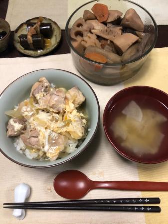 親子丼_d0235108_19173598.jpg
