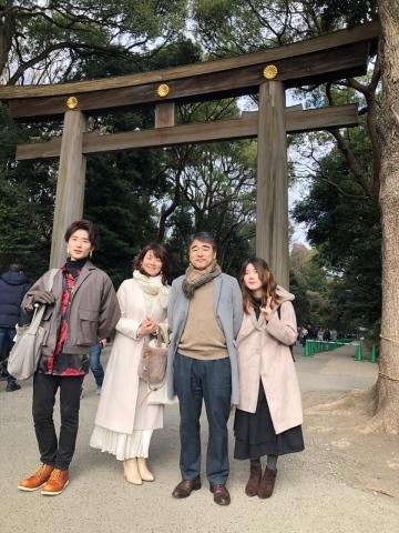 """2020年への想い """"初心を忘れずに、誠実に、笑顔で""""  1月4日(土)明治神宮へ初詣に行ってきました_a0157409_00051639.jpeg"""