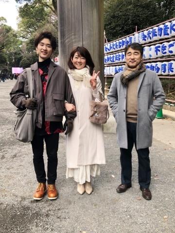 """2020年への想い """"初心を忘れずに、誠実に、笑顔で""""  1月4日(土)明治神宮へ初詣に行ってきました_a0157409_00061434.jpeg"""