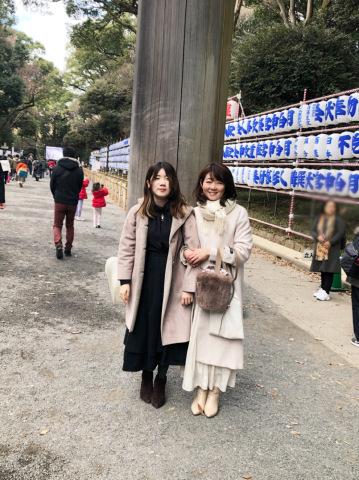 """2020年への想い """"初心を忘れずに、誠実に、笑顔で""""  1月4日(土)明治神宮へ初詣に行ってきました_a0157409_00064325.jpeg"""