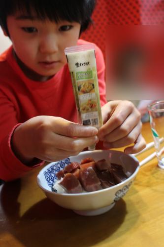 刺身三昧  鮮魚鯔背 札幌自転車屋。_a0139912_17031934.jpg