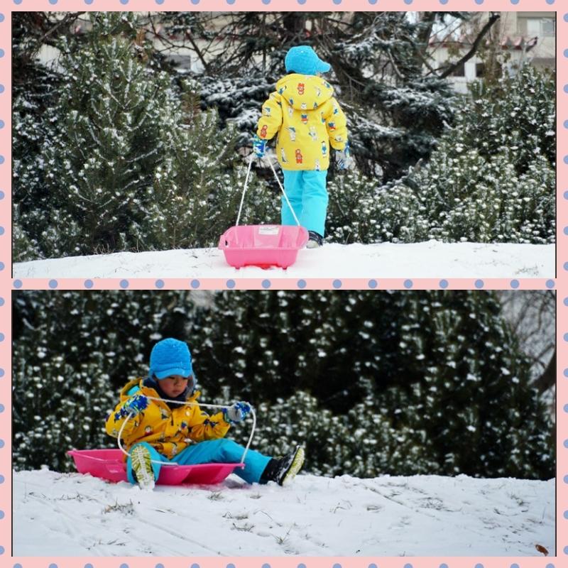 雪の少ない札幌:楽しめたかな?_b0019313_16405934.jpg