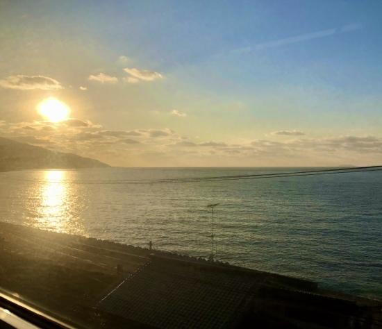 予讃線と下灘駅で初日の入り_f0197215_11201388.jpg